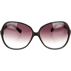 Pre-owned Oliver Peoples Sunglasses ($65) ❤ liked on Polyvore featuring accessories, eyewear, sunglasses, black, oliver peoples glasses, oliver peoples, oliver peoples eyewear, black glasses and logo sunglasses