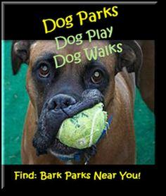 Dog Parks for Dog Wa