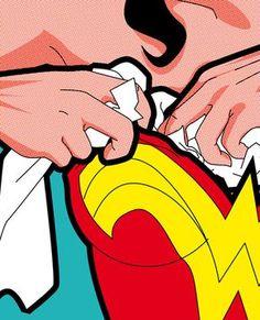 a vida secreta dos super-heróis