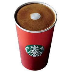 Starbucks Will Release a Brand New Holiday Drink This Year ❤ liked on Polyvore featuring food and drink