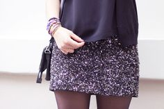 Paillettes are a girl's best friend