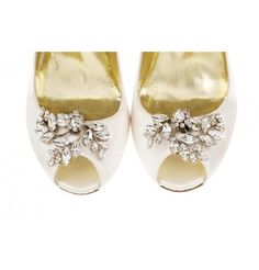 Shoe clips by Freya Rose. Yes, please!