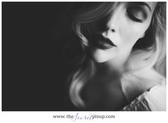 Veronica Lake Boudoir, Vintage Boudoir, glamour, Janine Novarro