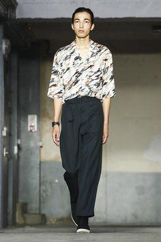 Lemaire Menswear SS18 Paris show