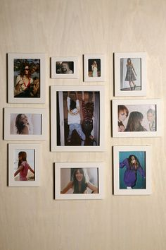 Picture Frame - Set of 10 - Urban Outfitters