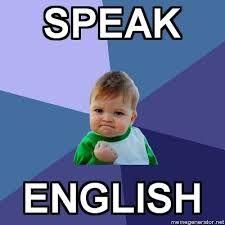 Znalezione obrazy dla zapytania speak english motivation