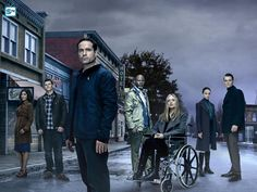 Wayward Pines - Season 2 - Cast Promotional Photos Poster Promos & Featurette Updated