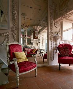 Interior design by Mebelliery