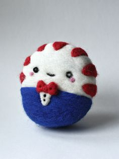 Adventure Time Needle Felting Peppermint Butler   Flickr - Photo Sharing!