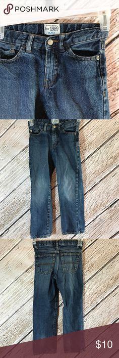 Childrens Place boys jeans Childrens Place boys jeans. EUC no flaws. Straight leg. 100% cotton Children's Place Bottoms Jeans