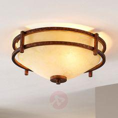 Rustikk taklampe Rosanna-9620652-31