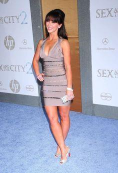 566aed5579e Jennifer Love Hewitt Style Half Up Half Down