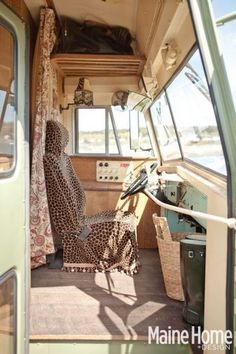 Creative Camper: A Retrofitted, Rustic Makeover