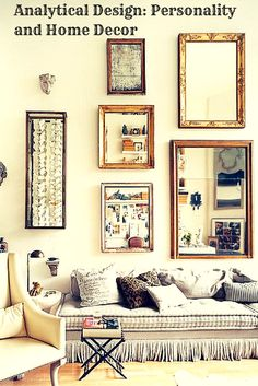 Did you know that personality and home decor are inextricably linked? Interior design is all about expressing your personality in your home!