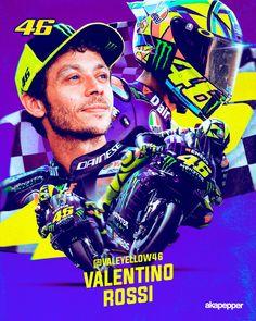 Valentino Rossi 46, Scenery Background, Vr46, Moto Guzzi, Race Day, Poster On, Motogp, Mechanic Tattoo, Racing