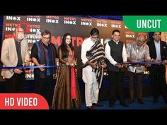 UNCUT - Inauguration Of Metro Inox With Amitabh Bachchan Devendra Fadnavis Subhash Ghai And Others Watch it From Here http://ift.tt/2ioXA13
