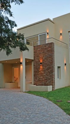 Campo Grande Golf House From Estudio Gore- Casa Campo Grande al Golf Del Estudio Gore The architect Ricardo Gore sought in this work to project … -