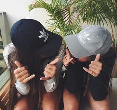 Shared by Alie.. Find images and videos about friends, adidas and bff on We Heart It - the app to get lost in what you love.
