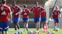 Leverkusen preview 010515 - FC Bayern München AG