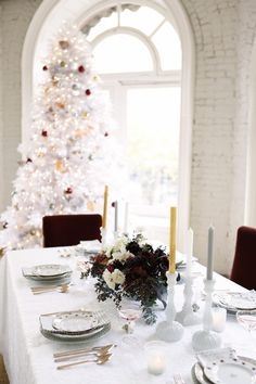 Table de Noël #christmas