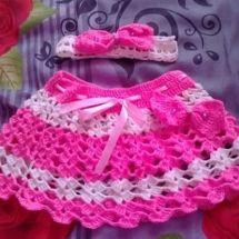 Baby Crochet Patterns Part 26 - Beautiful Crochet Patterns and Knitting Patterns Crochet Blanket Patterns, Baby Patterns, Knitting Patterns, Beautiful Crochet, Beautiful Babies, Baby Hats, Crochet Baby, Lace Shorts, Baby Ideas
