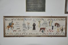 https://flic.kr/p/cJHe95 | Shipton-under-Wychwood-276 St Mary Tapestry http://www.bwthornton.co.uk/visiting-stratford-upon-avon.php