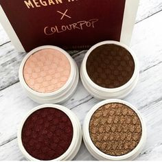 ColourPop- Eyeshadows (Individual or Quads)