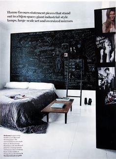 Black in my bedroom