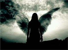 When in shadows a soul is born, it's heart is dark and spirit torn.