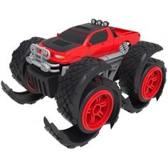 """#eh somehow accepting life with """"monster"""" """"trucks"""" - who knew? #gogogadget vehicle!"""