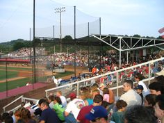 Howard Johnson Field | Johnson City Cardinals Howard Johnson Field