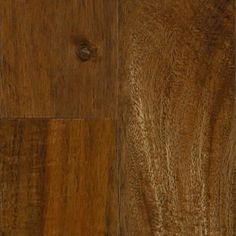 Mannington Adura - vinyl looks and installs like hardwood. Durable, flexible. With Acacia, each dramatic plank offers a wide range of color play and grain variation that enhances the natural under glow of the wood to create a look that can accommodate both eclectic and traditional interior stylings. Inspired by the arid landscapes of Africa, this wonderful pattern comes in five colors for the ultimate in decorating flexibility.