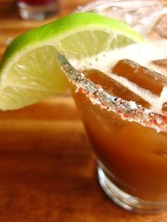I could go for a tamarind Margarita right about now. Or anytime.