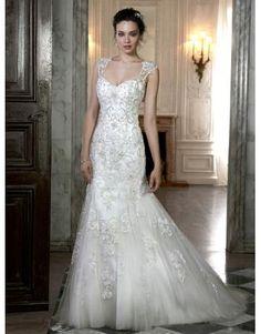Cheryl wedding dress 2018