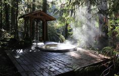 Soak In A Hot Tub Surrounded By Natural Beauty At These 5 Cabins In Oregon Secluded Cabin Rentals, Lakeview Cabin, Hot Tub Surround, Government Camp, Oregon Trail, Oregon Camping, Hot Tub Backyard, Cottage Grove, Crater Lake National Park