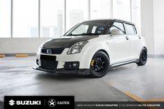 Suzuki Swift Sport, Kia Picanto, Sport Online, Jdm Cars, Car Wrap, Race Cars, Dream Cars, Singapore, Automobile