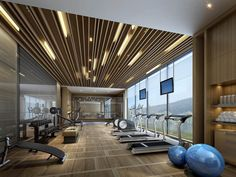 Fitness And Pilates – The Fitness Toolbox Piscina Spa, Gym Facilities, Gym Room At Home, Hotel Gym, Gym Interior, Design Exterior, Gym Lockers, Home Gym Design, Basement Gym