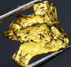 2.98 Grams Kalgoorlie Gold Nugget,Australia LGN 1340  australian gold nugget, kalgoorlie gold nugget