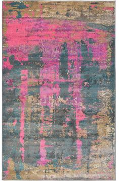 Bridgeport Home Aroa Multi x Area Rug Watercolor Rug, Fans For Sale, Area Rug Runners, White Doves, Contemporary Area Rugs, Rug Sale, Face Cleanser, Rugs Online, Animals For Kids