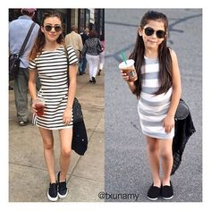How adorable is this #inspiredlook by @txunamy of @ghannelius! Love