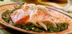 Awesome way to prepare salmon - try it, you will love it!