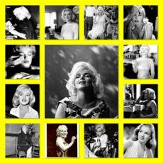 Mille visages de Marilyn