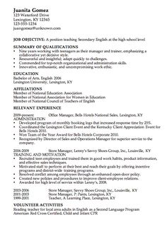 Fashion Exec Resume Exmple Fashion Resume Design