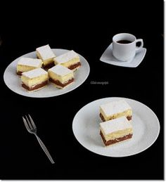 Gizi-receptjei: Repülő krémes. Pasta Cake, French Toast, Cheesecake, Goodies, Baking, Breakfast, Food, Sweet Like Candy, Morning Coffee