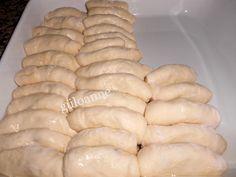 CANTIK BÖREĞİ ( Tatarlara ait) MALZEMELER 5 su bardağı un 1 paket yaş maya 1 çay kaşığı şeker ılık su 1 küçük kas...