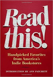 Read This!: Handpicked Favorites from Americas Indie Bookstores (Books in Action) by Weyandt, Hans 1566893135 9781566893138 Great Books, My Books, Free Reading, Book Lists, Book Worms, Indie, This Book, Action, Banning Books