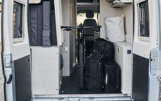 Das neue Lifestyle Wohnmobil Tourne-Mobil 4Dream Caravan Van