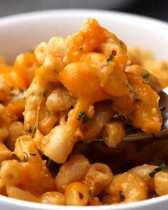 Buzzfeed Food Videos, Buzzfeed Tasty, Cheesy Recipes, Easy Healthy Recipes, Mexican Food Recipes, Dinner Recipes, Tasty Videos, Broccoli Chicken, Chicken Pasta