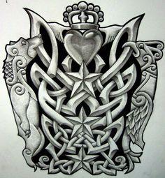 lower arm half sleeve design