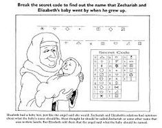 st zachariah and elizabeth craft - Google Search